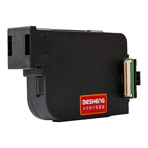 Besheng Original Handheld Ink Cartridge Replacement for Handheld Inkjet Printer Black