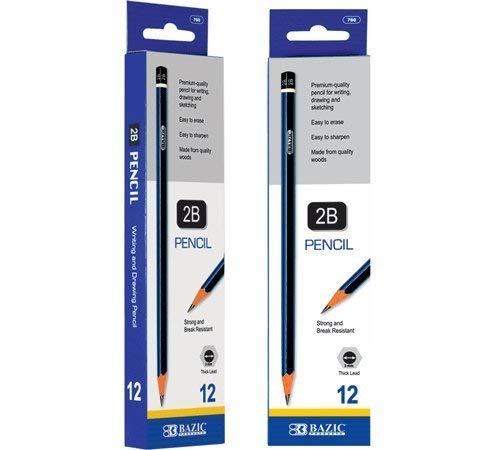Crayola Colored Pencils - 64 per Pack - 12 Packs per case