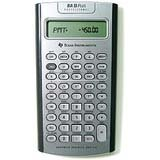 Texas Instruments TI BA II Plus Professional Financial Calculator - 10 Characters - LCD - Battery Powered IIBAPROCLM4L1A