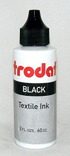 Trodat Textile and Clothing Marker Ink 60 cc 2 oz bottle