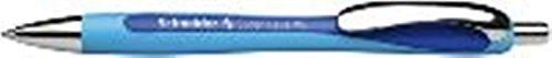 Slider Rave Blue Ballpoint Pen-two pack