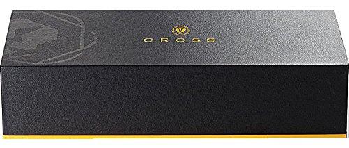 Cross Calais ChromeBlack Ballpoint Pen  AT0112S-2 by Cross