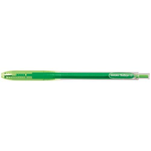 Sakura Knock Gel Ink Ballpoint Pen Ball Sign Knock 04 Lime Green GBR15427