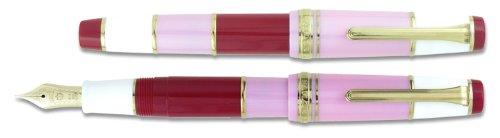 SAILOR Fountain Pen Millecolore 21K Fine nib PINK