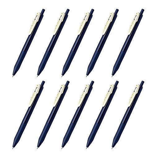Zebra gel ball pen Sarasa clip 05 B - JJ 15 - V DB 10 dark blue