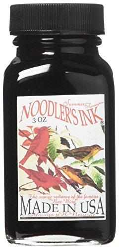 Noodlers Fountain Pen Ink - Summer Tanager orange