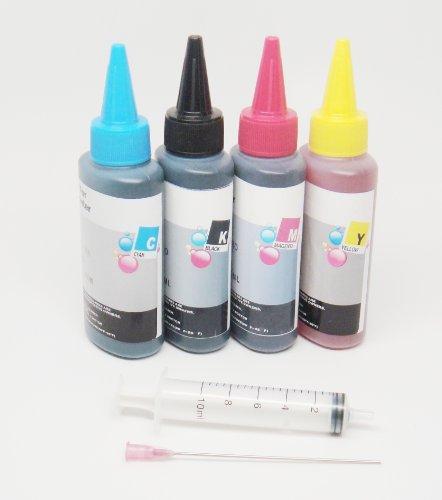 With Syringes Bulk Ink Refill Bottles for Epson C79 CX5000 CX5000V CX6000 CX7000 CX7000F CX7400 CX7450 CX8400 CX9400F CX9475F CX3900 CX4900 CX5900 D78 DX4000 DX4050 DX5000 DX5050 DX6000 DX6050 DX7000F CX4400 CX4450 CIS CISS