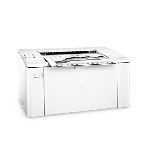 HP LaserJet Pro M102w Wireless Laser Printer Amazon Dash Replenishment ready G3Q35A Replaces HP P1102 Laser Printer White