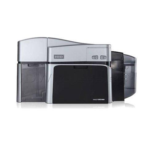 Fargo DTC1000 Dual Sided ID Card Printer 47100 Certified Refurbished