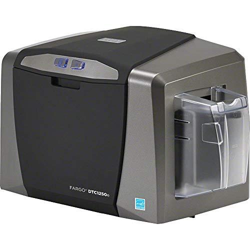 Fargo DTC1250e Single Sided ID Card Printer Renewed