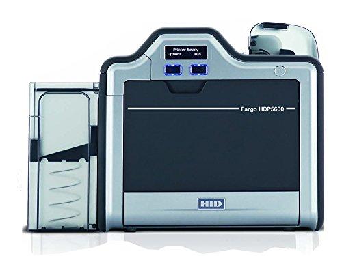Fargo HDP5600 Single-Side ID Badge Card Printer 93600