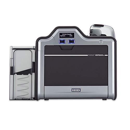 Fargo HDP5600XE Dual Sided ID Card Printer- 600DPI