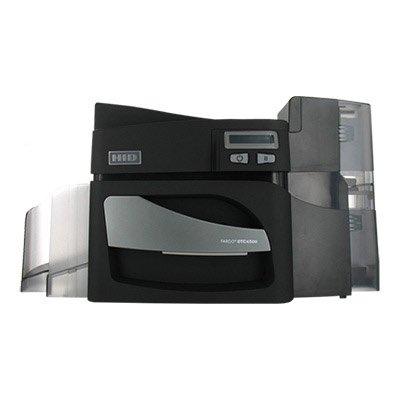 HID 55000 Fargo DTC4500e High Capacity Plastic Card Printer Encoder