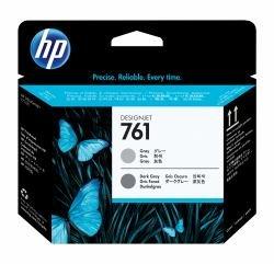 HP CH647A 761 - Gray Dark Gray - printhead - for DesignJet T7100 T7200 Production Printer
