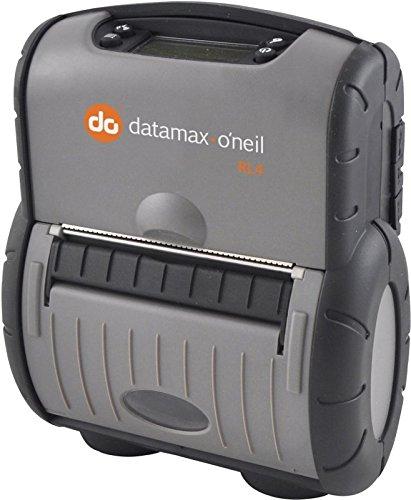 Datamax RL4-DP-50000310 RL4E Portable Receipt Printer Direct Thermal 64 MB128 MB 80211Bluetooth 40 LE Dual Radio SerialUSB E-Charge LCD