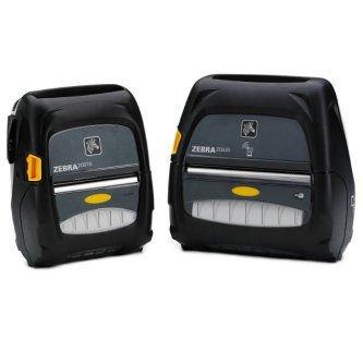 Zebra Technologies ZQ52-AUN1000-00 Series ZQ520 Mobile Printer Direct Thermal Dual Radio Bluetooth 30 WLAN Linerless Platen English Grouping 0